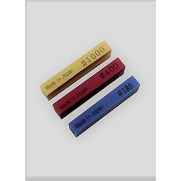 Hosco Fret Polishing Rubbers - Set of 3