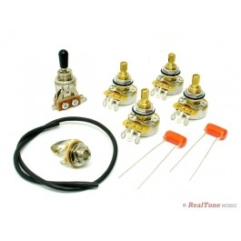 Multi-fit 250k Pot Wiring Kit