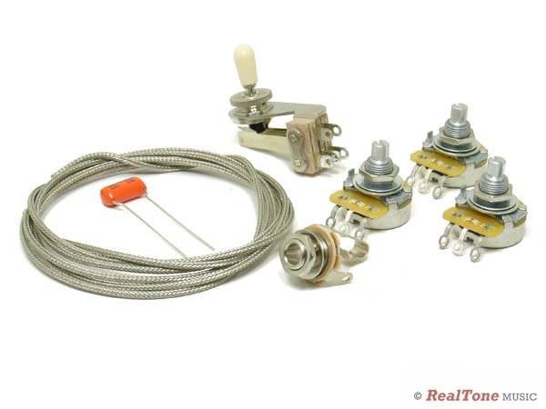 wiring kit for explorer guitars gibson style wiring kits. Black Bedroom Furniture Sets. Home Design Ideas