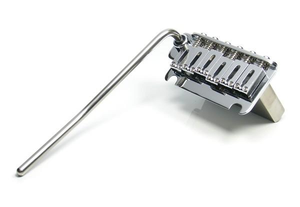 Gotoh 510TS-FE1 Steel Block Tremolo - Chrome