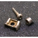 Gotoh Relic Series String Retainers - Aged Nickel