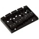 Gotoh 404SJ-4 String Bass Bridge - Black