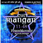 Curt Mangan 11-48 Fusion Matched Nickelwound