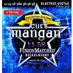 Curt Mangan 11-58 7-String Fusion Matched Nickelwound