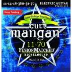 Curt Mangan 11-70 Fusion Matched Nickelwound