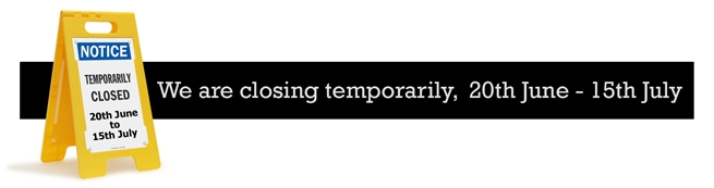 temporary closure